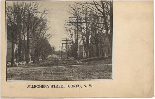 Alleghany Street