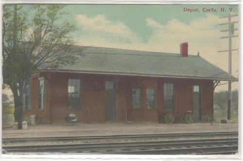 Corfu Depot
