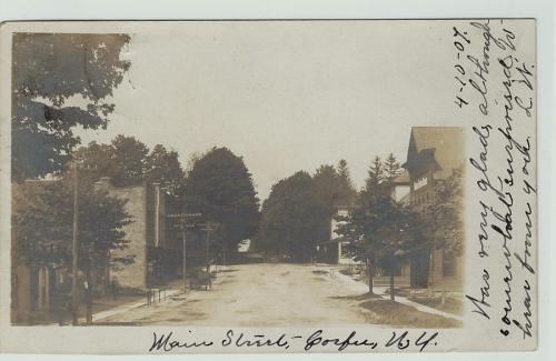 Main Street 1907