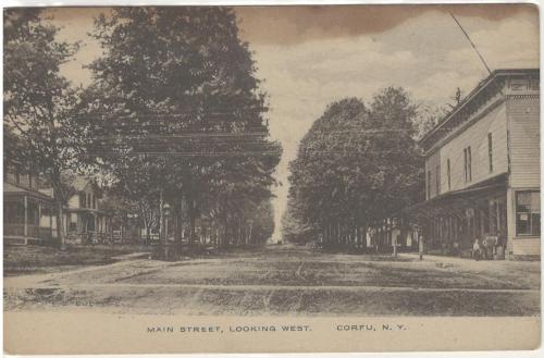 Main Street Looking West