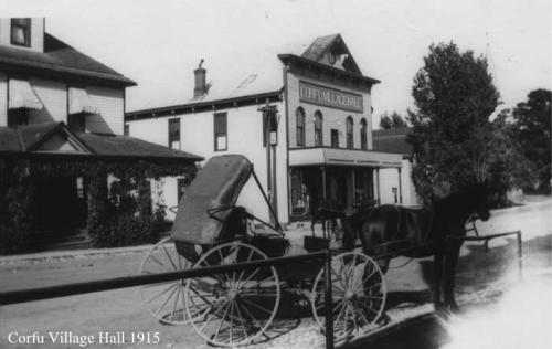 Village Hall 1915